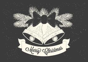 Gratis Vector Christmas Bell