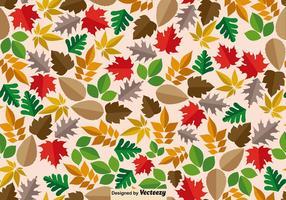 Maple Leaves Naadloos Patroon