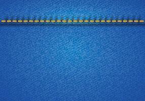 Blauwe Jean Vector