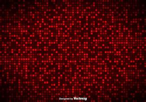 Vector Rode Tegels Achtergrond