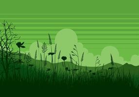 Zeehaver Groene Gratis Vector