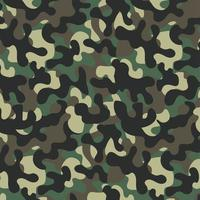 camouflage patroon achtergrond vector