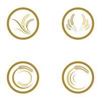 tarwe logo afbeeldingen instellen