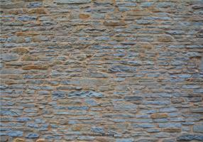 Stone Wall Vector Achtergrond