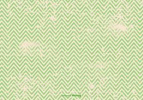 Groene Grunge Chevron Achtergrond
