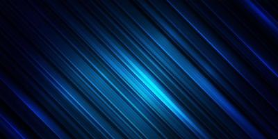 streeppatroon blauw kleur lijn behang