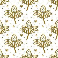 bloem bloesem naadloze patroon