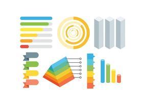 Gratis Infographic Elements Pictogrammen Vector