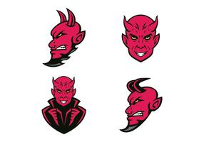 Gratis Demon Vector