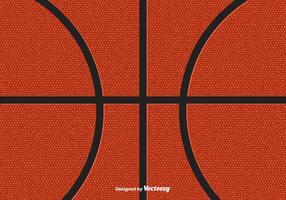 Basketbal Textuur Vector
