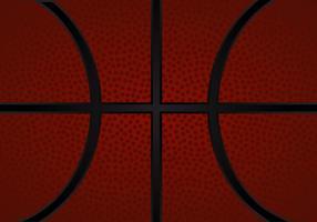 Gratis Basketbal Textuur Vector Illustratie