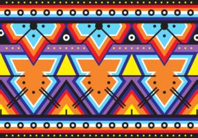 Huichol Illustratie