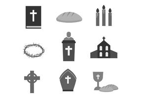 Gratis Heilige Week Pictogrammen