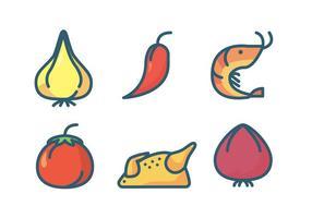 Paella element icoon