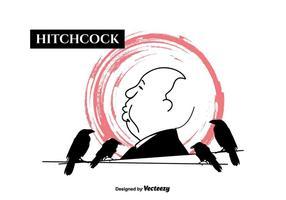 Gratis Hitchcock Vector