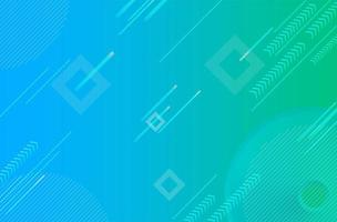 abstracte blauwgroene gradiënt digitale achtergrond