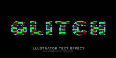 teksteffect illustratorstijleffect