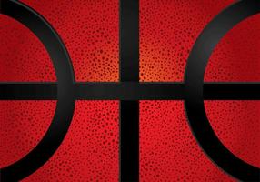 Basketbal Textuur Vector Nuttig