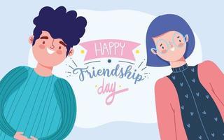 jongeren vieren vriendschapsdag