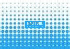 Gratis Vector Halftone Achtergrond