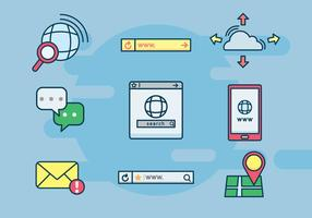 Free Internet of Things Vector
