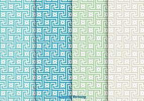 Griekse Zeer belangrijke Vector Seamless Patterns