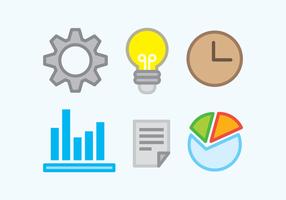 Zakelijk Vector Icon