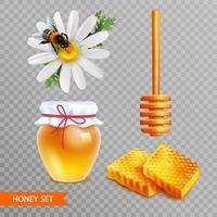 realistische honing set