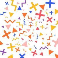 geometrische patronen achtergrond