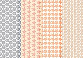 Vector Collection of Floral Patterns