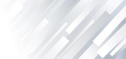 abstracte technologische en futuristische achtergrond vector