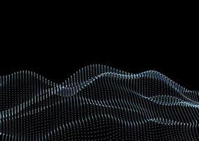 ontwerp met lage polyverbindingen vector
