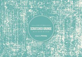 Blue scratched structuur Grunge vector