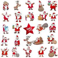 kerst stripfiguren grote reeks