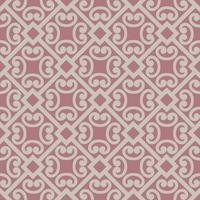 abstract floral Aziatische tegelpatroon