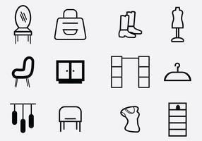 Garderobe Equipment