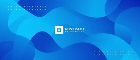 vloeibare vorm moderne abstracte achtergrond vector