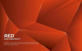 abstracte ed en glanzende achtergrond