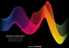Vector Kleurrijk Spectrum