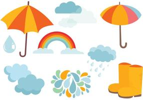 Gratis Monsoon Vectoren