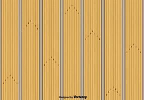 Bowling Lane naadloze patroon Vector