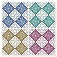 naadloos veelkleurig Marokkaans patchwork tegelpatroon