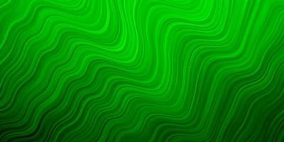 groen patroon met lijnen. vector
