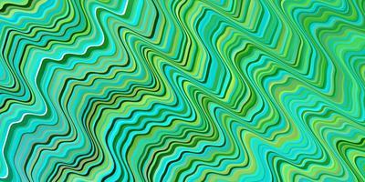 groen en geel sjabloon met lijnen vector