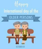 internationale dag van de ouderen