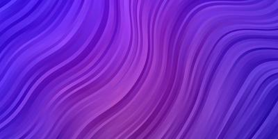 lichtpaarse textuur met rondingen. vector