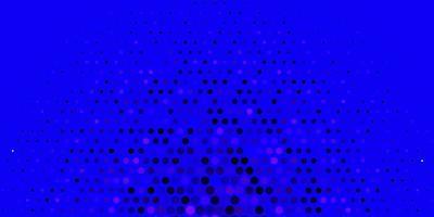 blauwe achtergrond met bubbels.