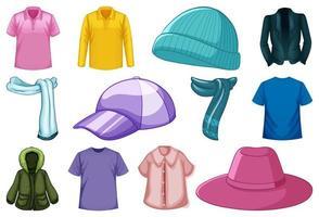 set mode-outfits en accessoires