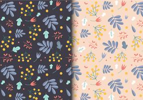 Gratis Spring Bloemen Patroon vector