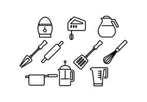 Gratis Cooking Icon Vector